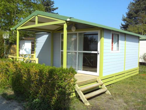 Camping Pomme de Pin : Guest accommodation near Cucq