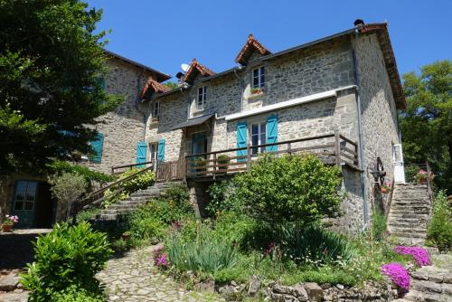 Domaine Les Teuillères : Bed and Breakfast near Lacam-d'Ourcet