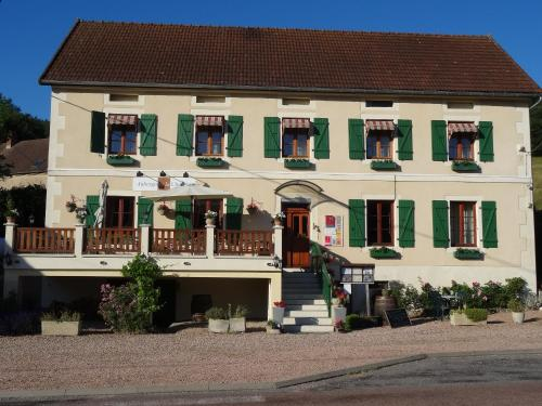 Auberge de La Chaloire : Hotel near Lucenay-l'Évêque