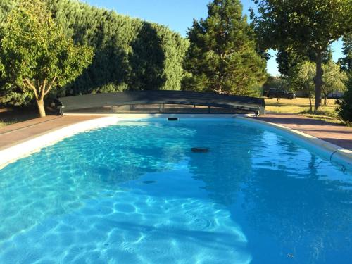 Holiday home Chemin du Coquillon : Guest accommodation near Tavel