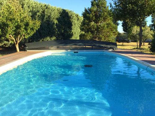Holiday home Chemin du Coquillon - 2 : Guest accommodation near Tavel