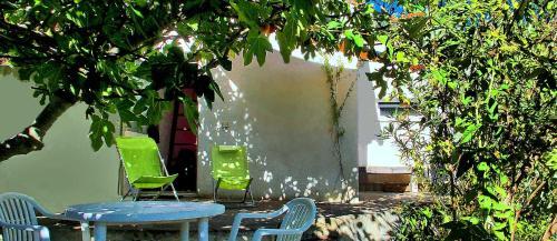 Aux portes de Montpellier sous un figuier : Apartment near Murles