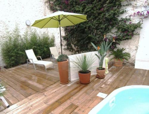 Casa Clara : Bed and Breakfast near Saint-Hippolyte