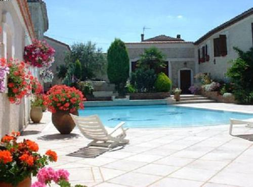 La Fontaine des Arts : Bed and Breakfast near Beaulieu-sur-Sonnette