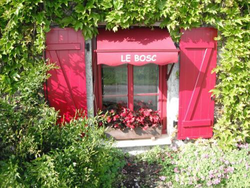 Le Bosc : Bed and Breakfast near Belvèze