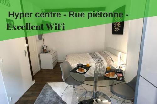 Joli studio au coeur de Poitiers : Apartment near Bignoux