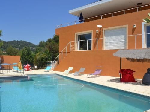Holiday home Bandol : Guest accommodation near La Cadière-d'Azur