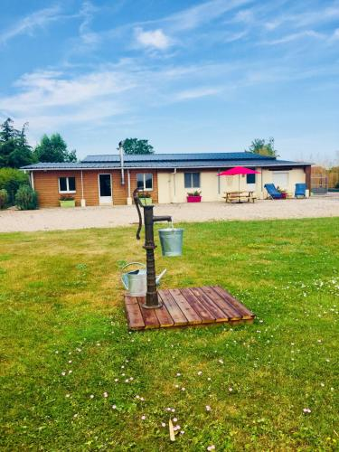 La Maison du Petit Clos : Guest accommodation near Potigny