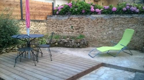 La petite Valinière : Guest accommodation near Meyrals