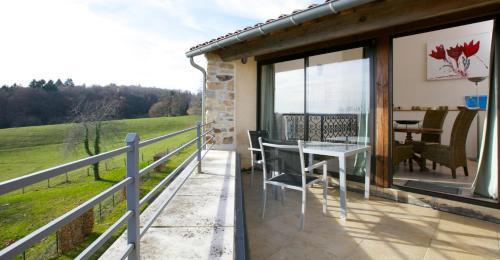 La Belle Vue : Guest accommodation near Sauvagnac