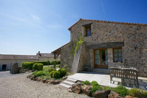 La Caleche : Guest accommodation near Rancogne