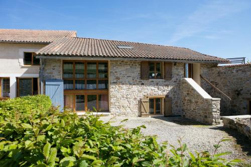 Le Triangle : Guest accommodation near Rancogne