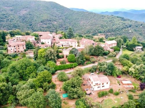 La Guinguette Cevenole : Guest accommodation near Aulas