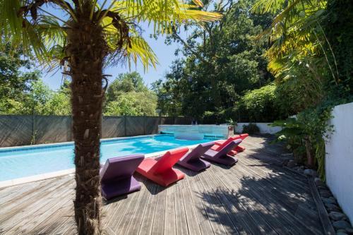 Les Collines Iduki : Apartment near Bardos