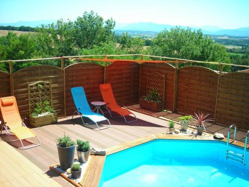 Le Mimosa : Guest accommodation near Cruas