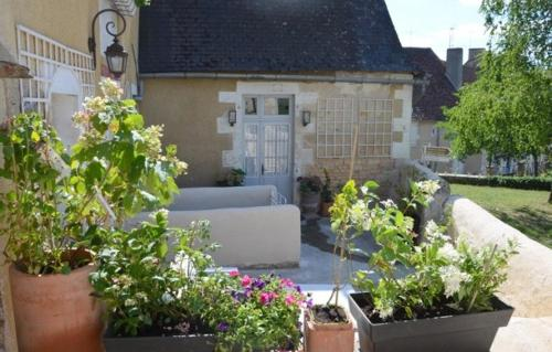 Holiday home Place du Champ de Foire : Guest accommodation near Paulnay