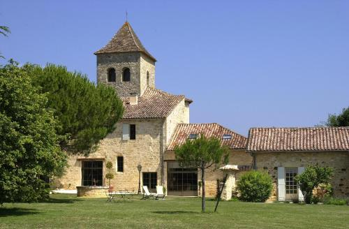Gite Coteau de Belpech : Guest accommodation near Monsac