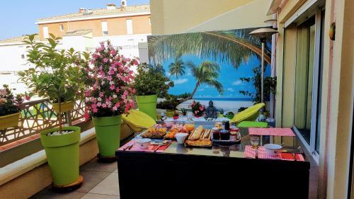 Chambres d'hôtes Chez Pat et Nanou : Bed and Breakfast near Six-Fours-les-Plages