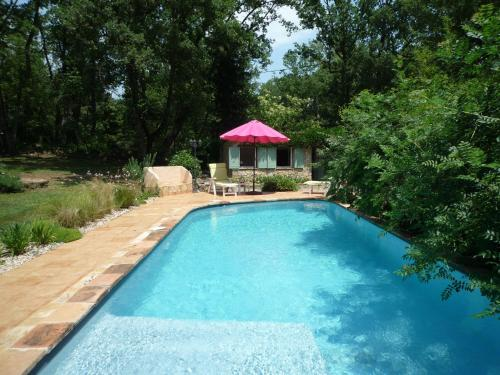 La Rose des Vents : Bed and Breakfast near Montauroux