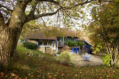 Chambres d'hôtes La ferme de Marion : Bed and Breakfast near Saint-Blaise-la-Roche