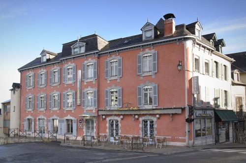 Hotel L'Astrolabe : Hotel near Escou