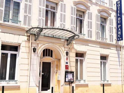 Hotel du Parc : Hotel near Hyères