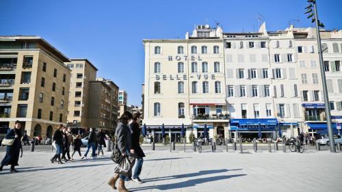 Hôtel Belle-Vue : Hotel near Marseille 2e Arrondissement