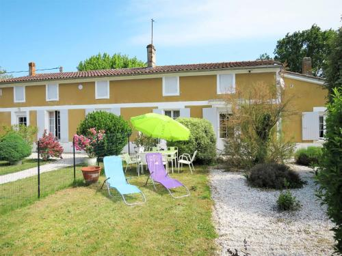 Ferienhaus Lesparre 200S : Guest accommodation near Civrac-en-Médoc
