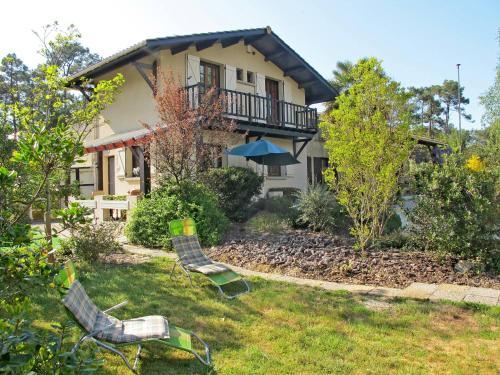 Ferienhaus Montalivet 165S : Guest accommodation near Vendays-Montalivet