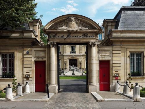 Saint James Paris : Hotel near Paris 16e Arrondissement