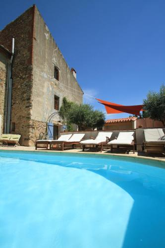 Mas St. Joseph : Bed and Breakfast near Montalba-le-Château