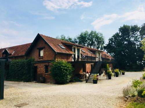 La Niche : Guest accommodation near Richebourg