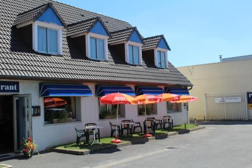 Contact Hotel Hexagone : Hotel near Marizy-Saint-Mard