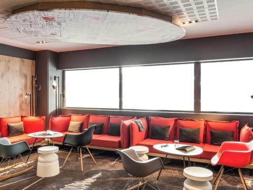 ibis Paris Porte de Bagnolet : Hotel near Bagnolet