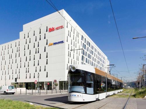 ibis Marseille Centre Euromed : Hotel near Marseille 16e Arrondissement