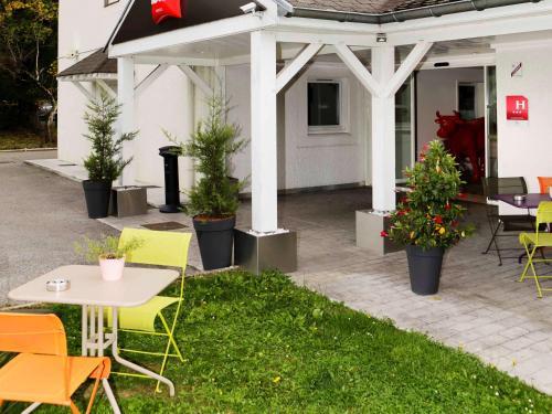 ibis Dole Sud Choisey : Hotel near Annoire