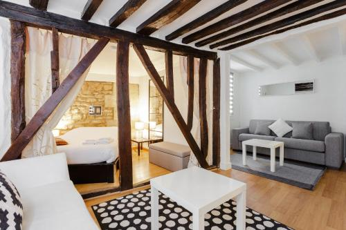 Appartement Les Enfants Rouges : Apartment near Paris 3e Arrondissement