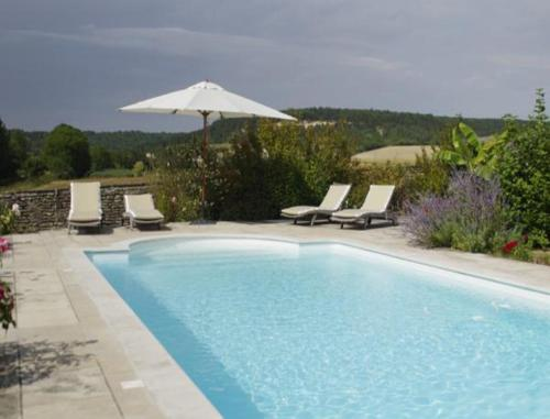 Le Clos Du Murier : Bed and Breakfast near Quincerot