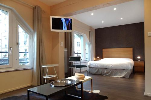 Les Carmes : Guest accommodation near Rouen