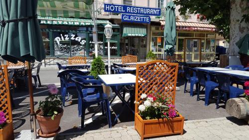Hôtel Restaurant Glaizette : Hotel near L'Argentière-la-Bessée