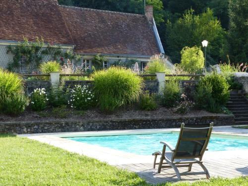 Gite de la Vigneraie : Guest accommodation near Saint-Martin-le-Beau