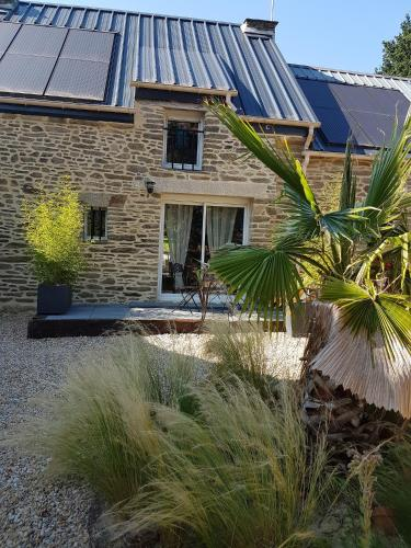 gite de la noellerie : Guest accommodation near Saint-Vincent-sur-Oust