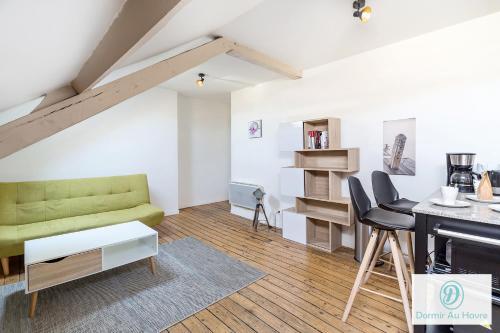 Dormir Au Havre (Coty 1) : Apartment near Le Havre