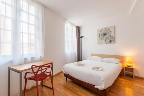 Residhotel Vieux Port : Guest accommodation near Marseille 2e Arrondissement