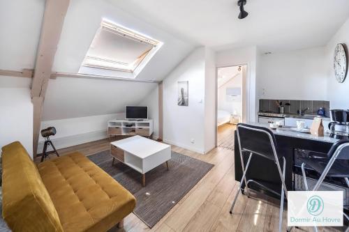 Dormir Au Havre (COTY 2) : Apartment near Le Havre