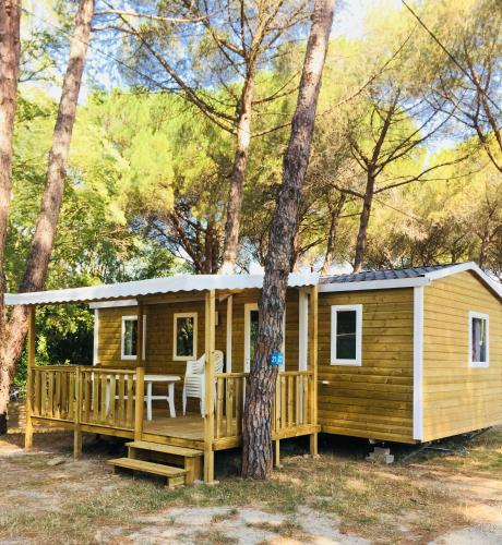 Camping Maureillas : Guest accommodation near Saint-Jean-Pla-de-Corts