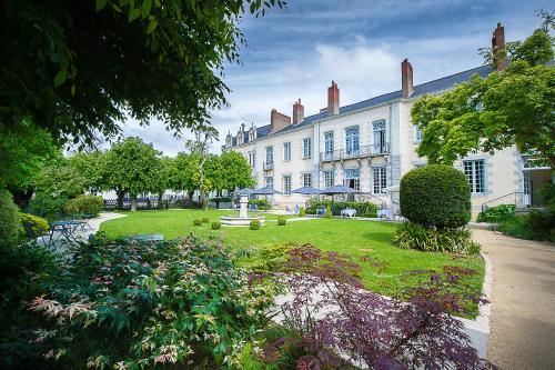 Hôtel & Spa Périer Du Bignon : Hotel near Saint-Berthevin