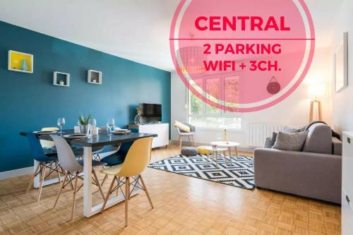 19Sisley : Apartment near Lyon 8e Arrondissement