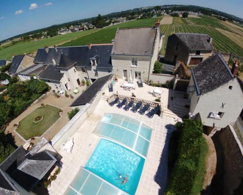 Gite La bonne note : Guest accommodation near Thizay
