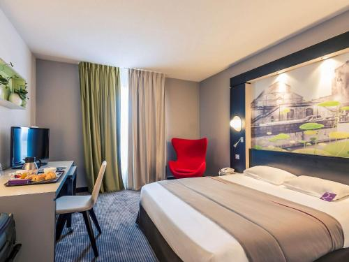 Mercure Niort Marais Poitevin : Hotel near Saint-Christophe-sur-Roc